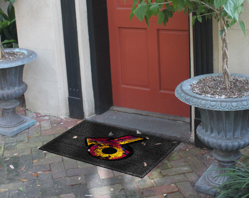 Dev's design 2 X 3 Waterhog Impressions - The Personalized Doormats Company