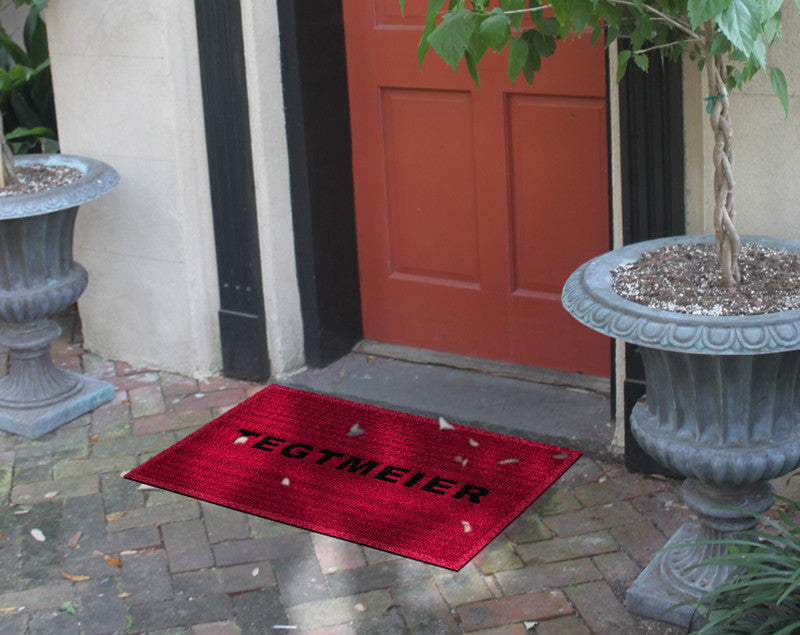 Hans 2 X 3 Waterhog Impressions - The Personalized Doormats Company