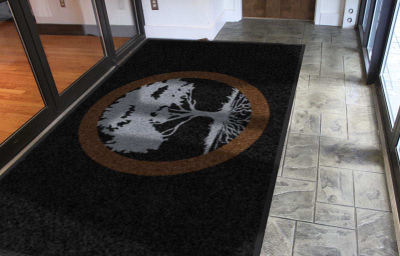 Inverness Partners Limited 6 X 10 Rubber Backed Carpeted HD - The Personalized Doormats Company
