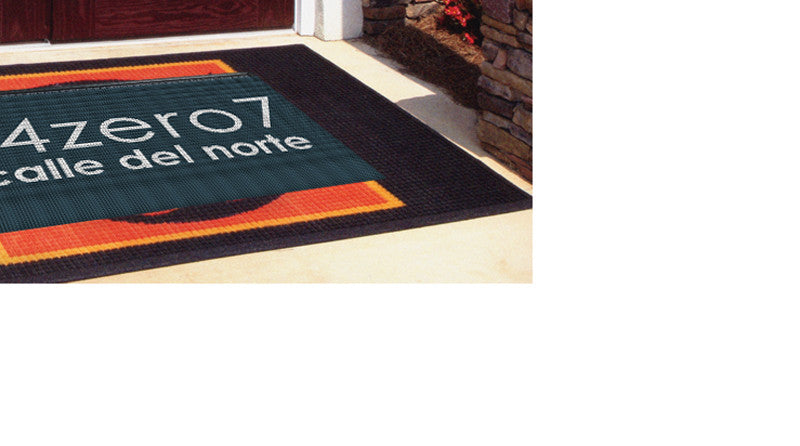 14ZERO7 4 X 6 Waterhog Inlay - The Personalized Doormats Company