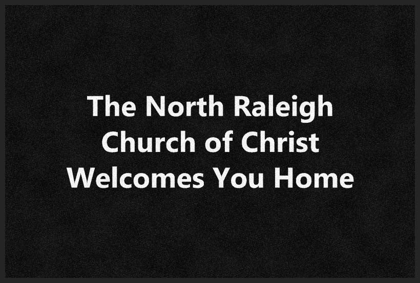 NRCoC Welcome Home Mat