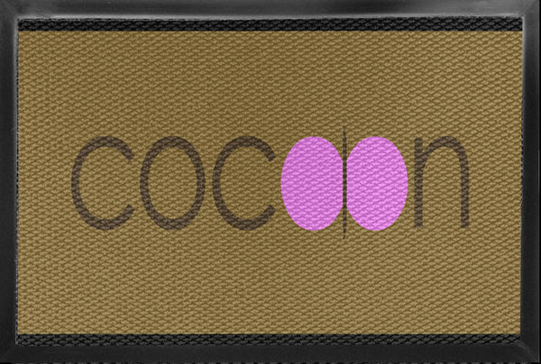 COCOON Bare § 1.33 X 2.83 Luxury Berber Inlay - The Personalized Doormats Company