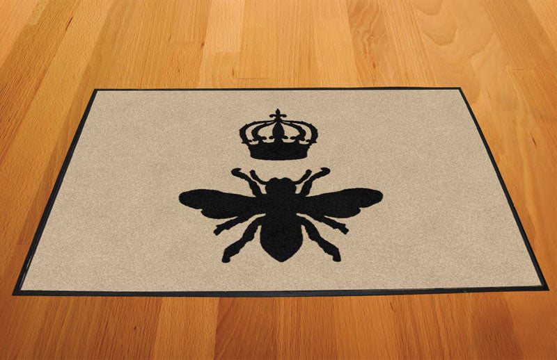 Beesley 2 X 3 Rubber Backed Carpeted HD - The Personalized Doormats Company
