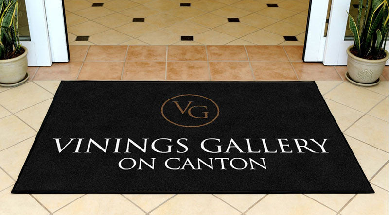 Vinings Gallery entry mat