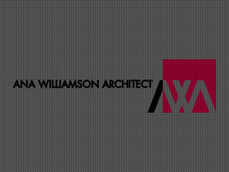 Ana Williamson Architect 3 X 4 Waterhog Impressions - The Personalized Doormats Company