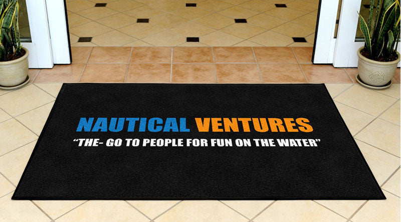 Nautical Ventures Entry Rugs