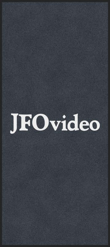 JFOvideo 3.58 X 7.8 Rubber Backed Carpeted HD - The Personalized Doormats Company