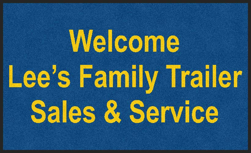 Lee's family trailer sales & service