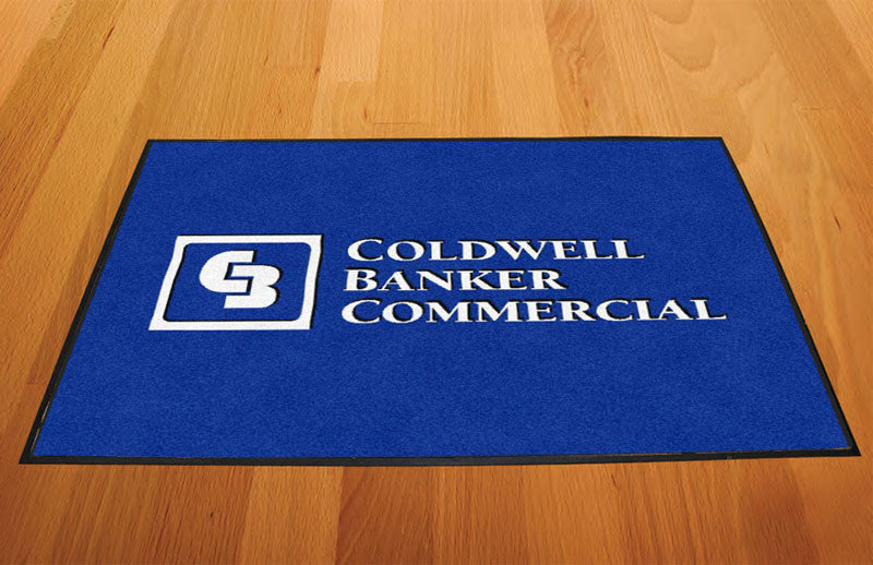 CBC Mat 2 X 3 Rubber Backed Carpeted HD - The Personalized Doormats Company