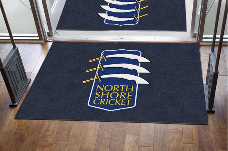 Gillian Scott 4 X 6 Rubber Backed Carpeted HD - The Personalized Doormats Company
