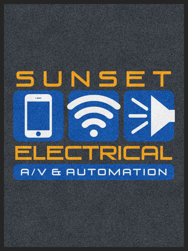 3x4 Sunset Electrical