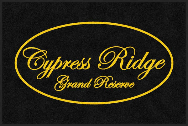 CREST MANAGEMENT GROUP 4 X 6 Rubber Backed Carpeted HD - The Personalized Doormats Company