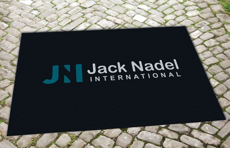 JNI Outdoor Mat 2 X 3 Floor Impression - The Personalized Doormats Company
