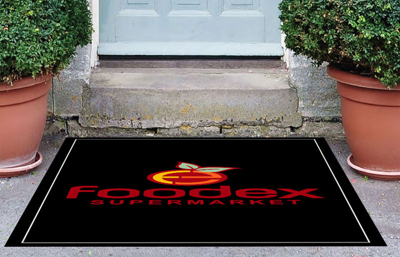 a place to shoot 3 X 4 Rubber Scraper - The Personalized Doormats Company