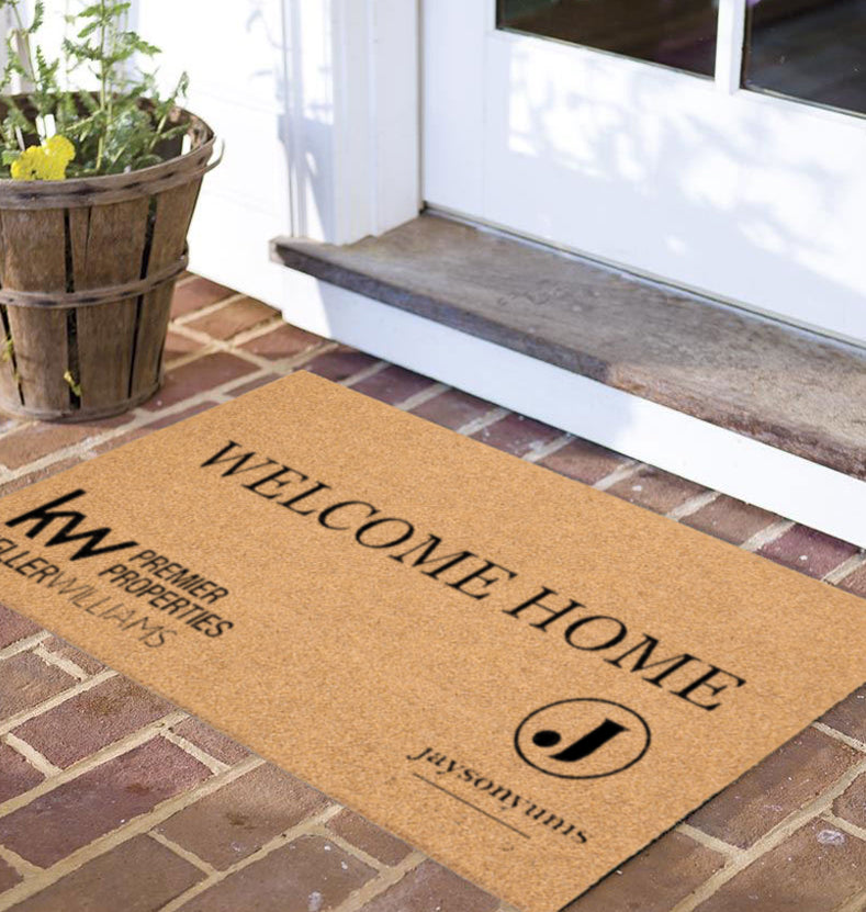 Jayson Yunis 18 X 30 Flocked Duracoir (PDC) - The Personalized Doormats Company
