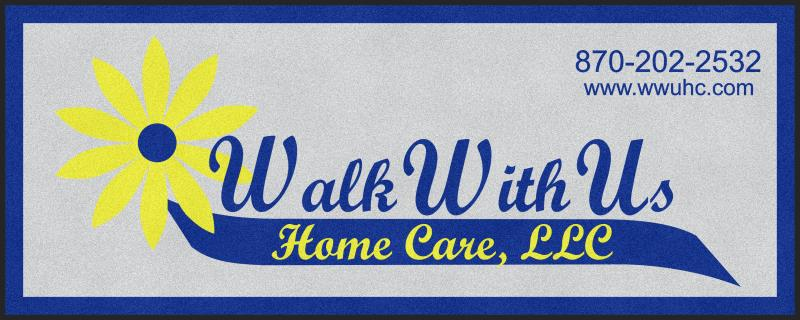 Walk with us home care