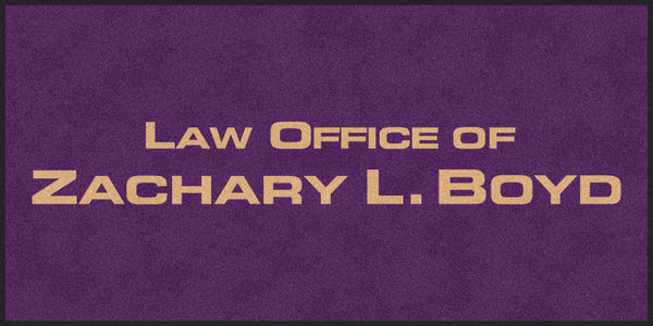 The Law Office of Zachary L. Boyd