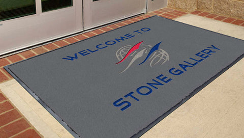 Stone Gallery Showroom Mat