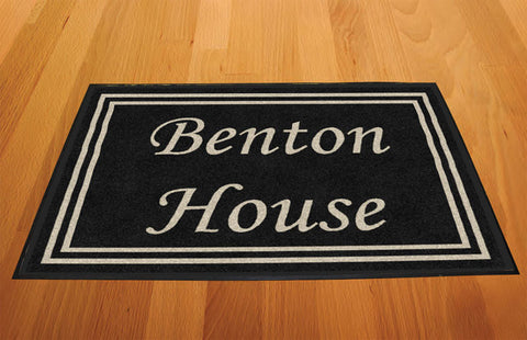 DOUBLE BORDER|BENTON HOUSE