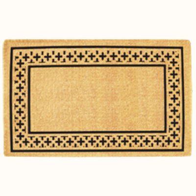 luxury-coir-cross-border-doormat-blank