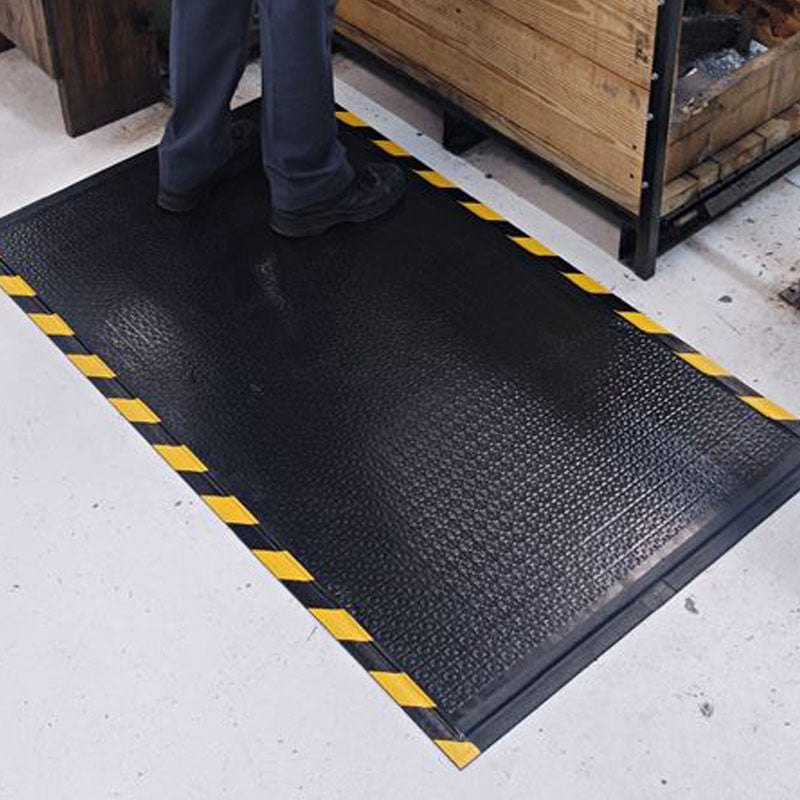 Happy Feet Anti-Fatigue Mat Commercial - The Personalized Doormats Company