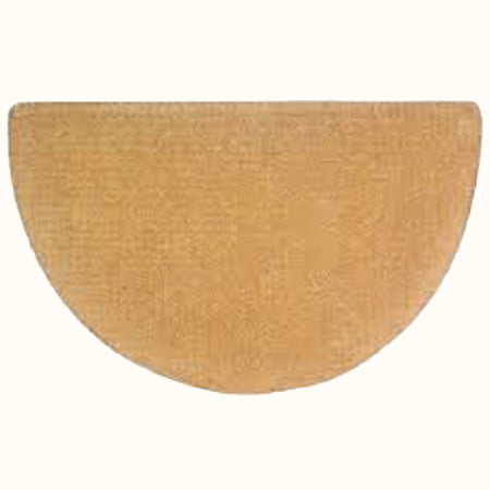 Luxury Coir Half Round