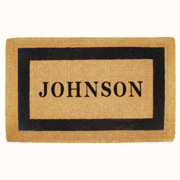 Oversized Door Mats The Personalized Doormats Company