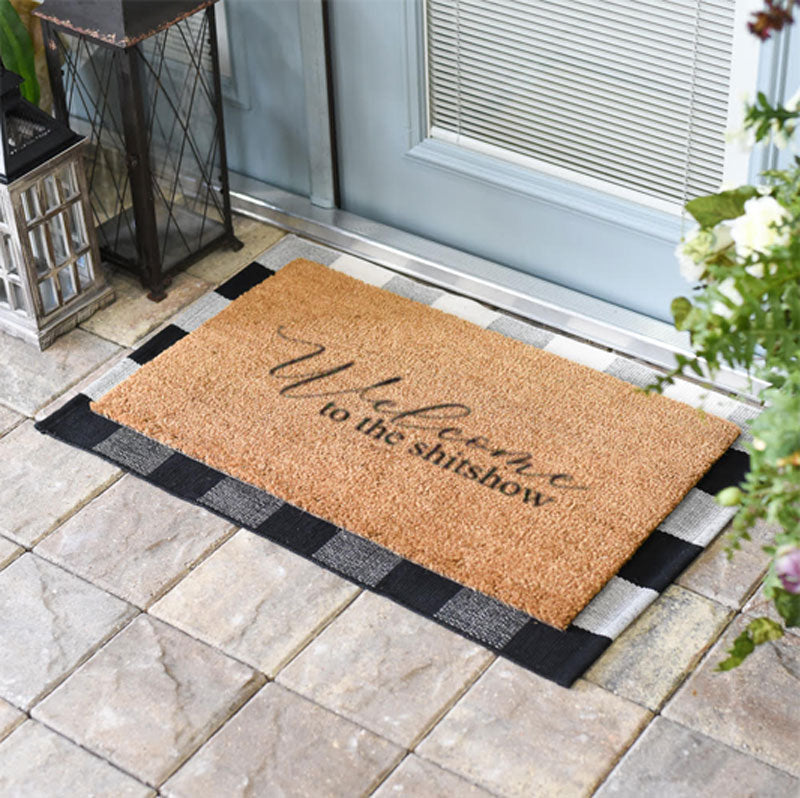 Welcome to the Shitshow Doormat