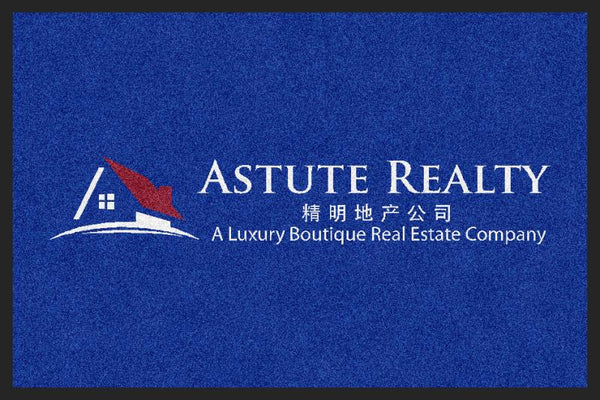 Astute Chinese 1 2 x 3 Rubber Backed Carpeted HD - The Personalized Doormats Company