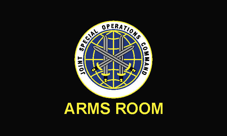 FORT BRAGG - ARMS ROOM