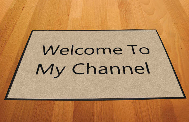 humber 2 X 3 Rubber Backed Carpeted HD - The Personalized Doormats Company