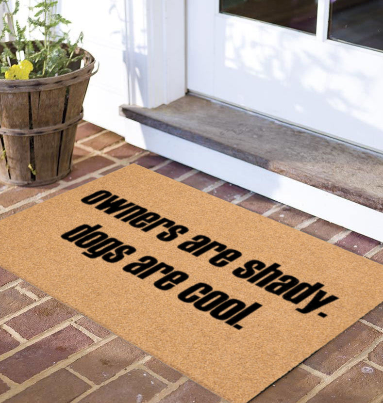 Alyssa Koning 18 X 30 Flocked Duracoir (PDC) - The Personalized Doormats Company
