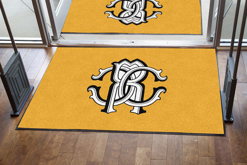 Cavalli-New 4 X 6 Rubber Backed Carpeted HD - The Personalized Doormats Company