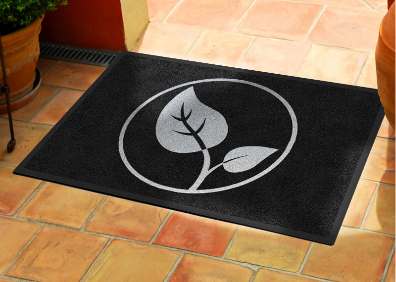 Indoor Lifehouse Mat 2 X 3 Rubber Backed Carpeted HD - The Personalized Doormats Company