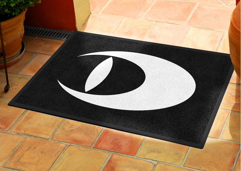 D (Dallmeier) 2 X 3 Rubber Backed Carpeted HD - The Personalized Doormats Company