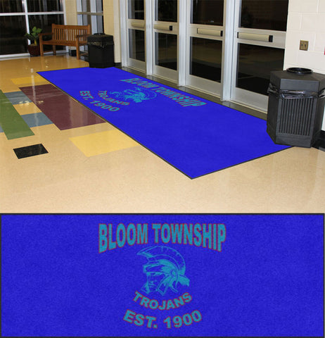 Bloom front mat