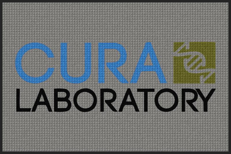 Cura 4 x 6 Waterhog Impressions - The Personalized Doormats Company