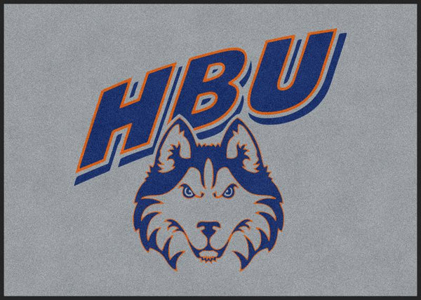 HBUO Lobby Rug 5 X 7 Rubber Backed Carpeted HD - The Personalized Doormats Company