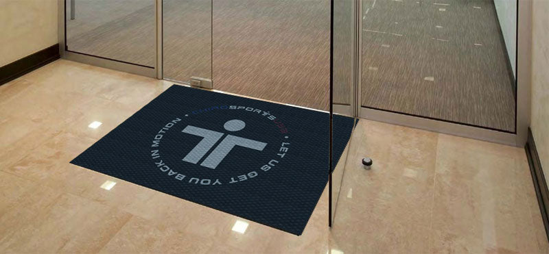 Abdollah Nejad 3 x 4 Floor Impression - The Personalized Doormats Company