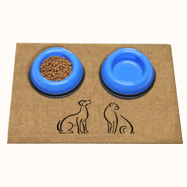 DuraCoir Pet Mat  Dog and Cat Non-Personalized