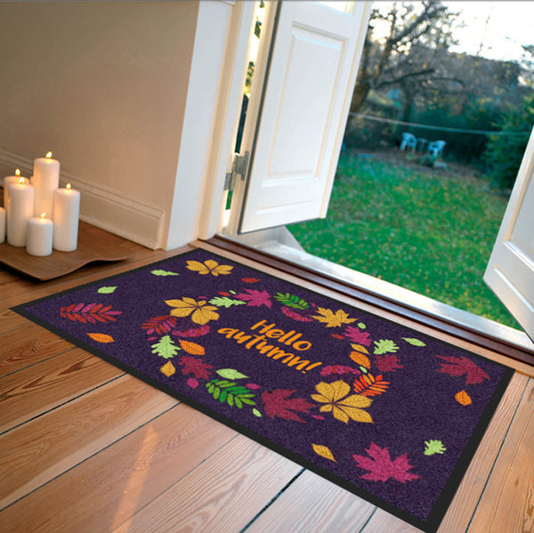 Autumn or Fall Doormats  - The Personalized Doormats Company