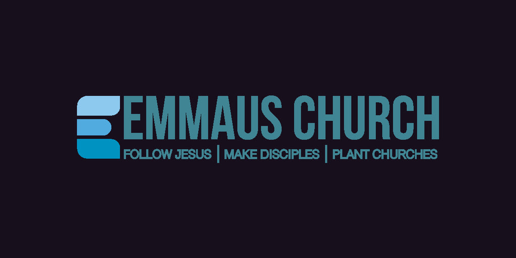 Emmaus Church 4 x 8 Rubber Scraper - The Personalized Doormats Company