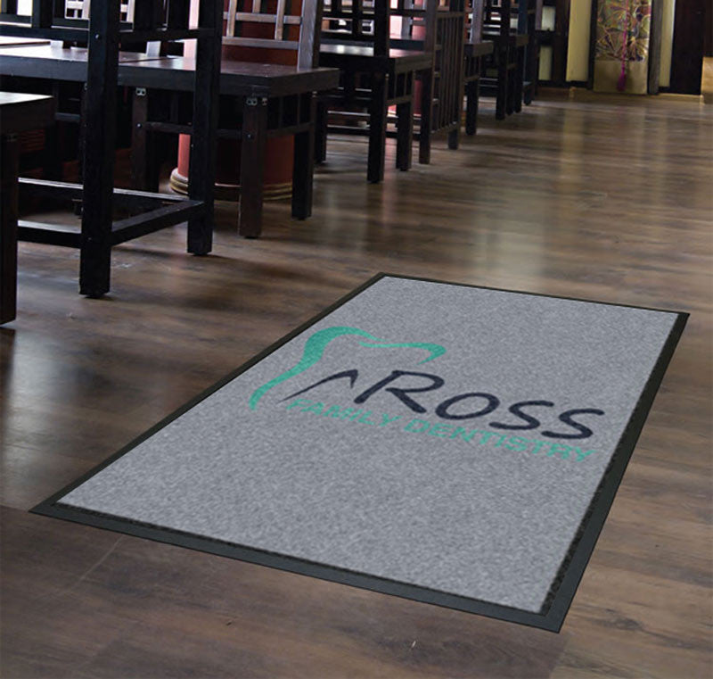 Ross Family Dentistry Entryway Mat