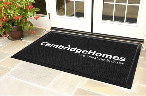 Cambridge Homes-Carpet doormat