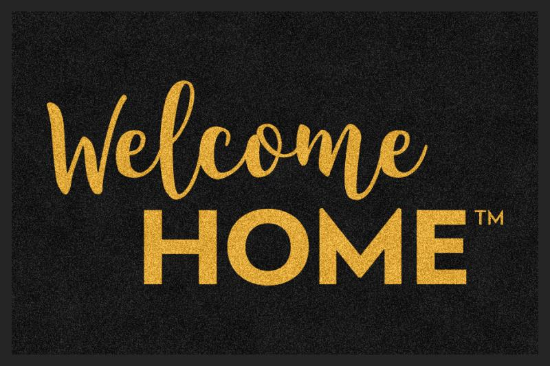 Bridget Huelskamp_Welcome Mat 2 x 3 Rubber Backed Carpeted HD - The Personalized Doormats Company