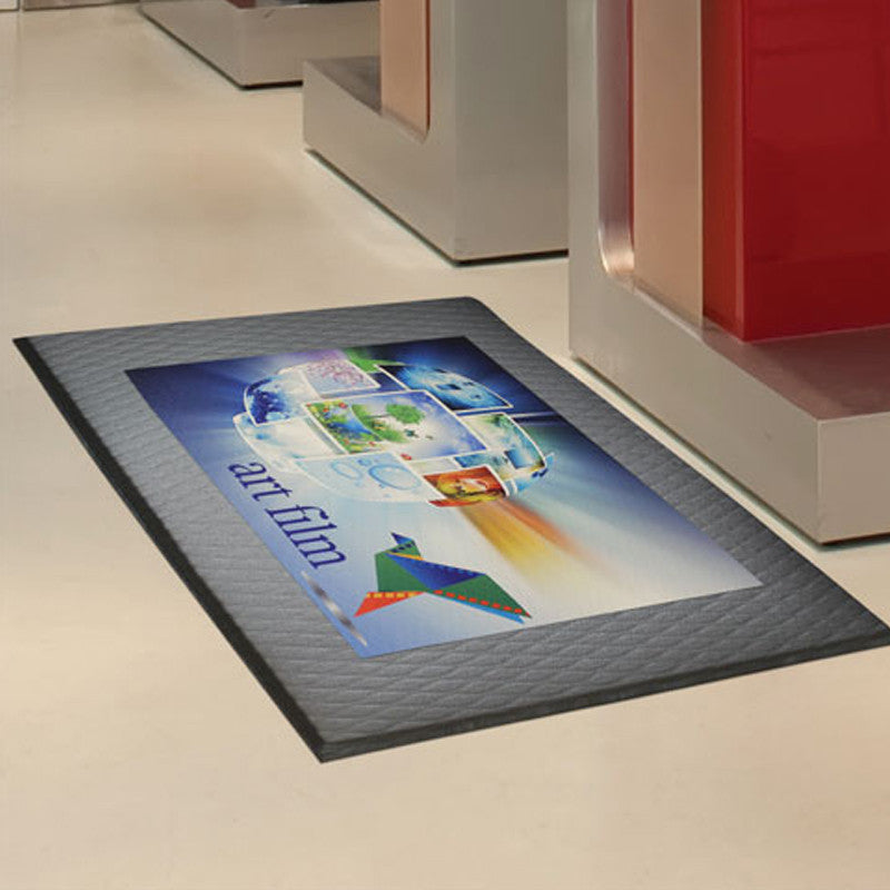 Anti-Fatigue Logomat Custom Logo Mat - The Personalized Doormats Company
