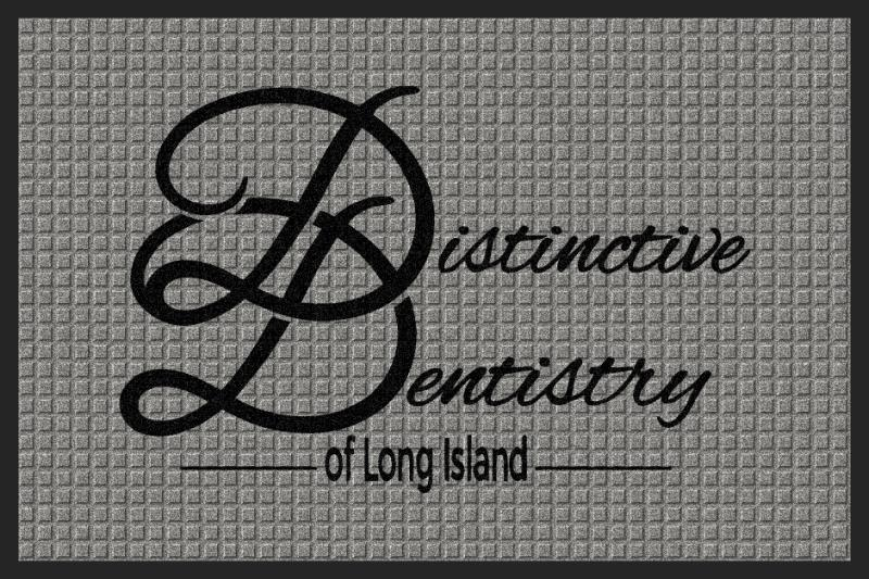 Distinctive Dentistry 2 X 3 Waterhog Impressions - The Personalized Doormats Company