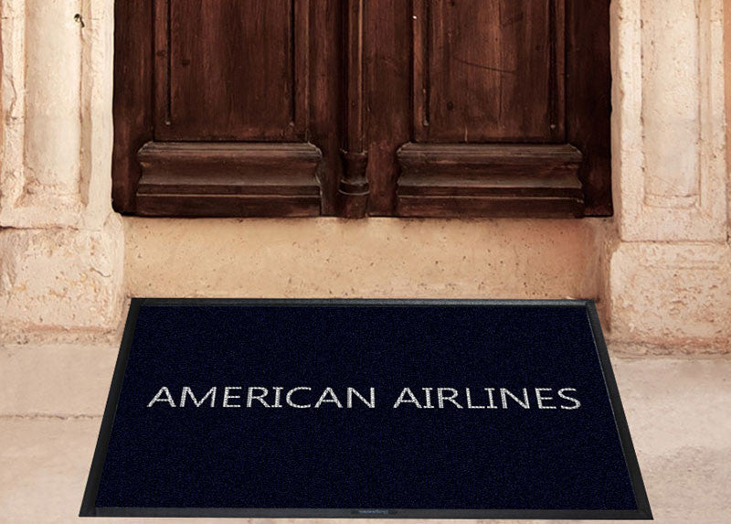 American Airlines 2 x 3 Waterhog Impressions - The Personalized Doormats Company