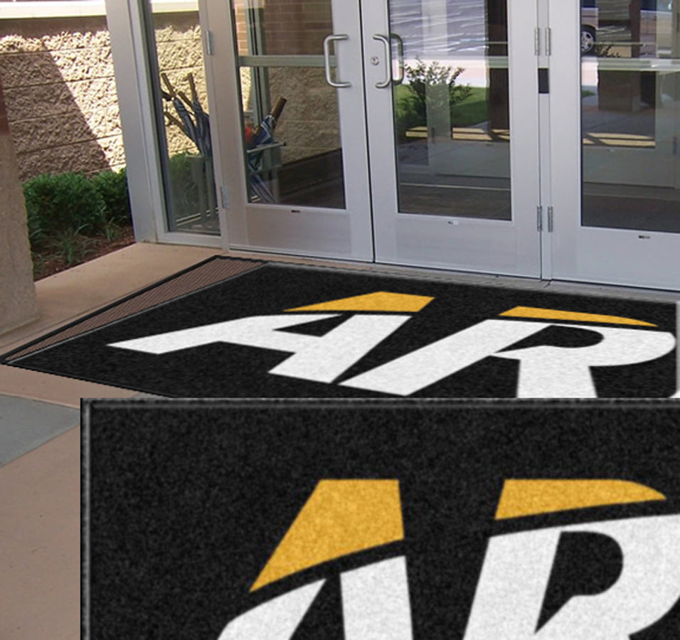 ARL Floor Rug 6 X 12 Custom Plush 30 HD - The Personalized Doormats Company