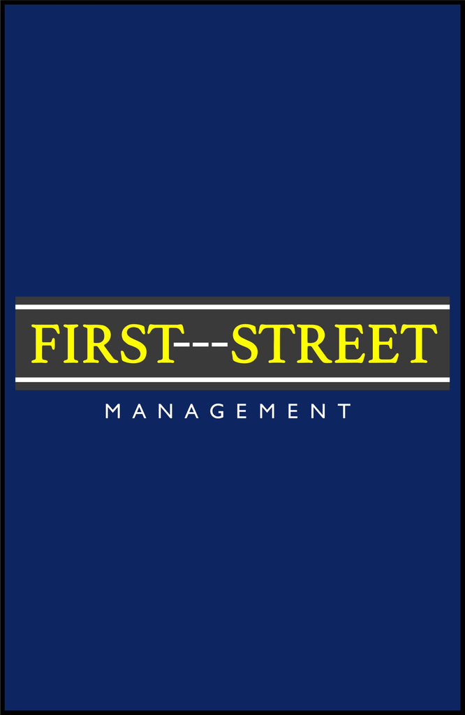 First Street Management 13 X 20 Luxury Berber Inlay - The Personalized Doormats Company